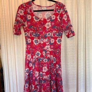 NWOT LuLaRoe Nicole Dress size M